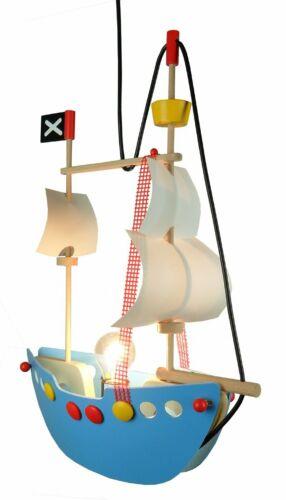 Niermann Standby Pendant Lamp, Pirate Ship
