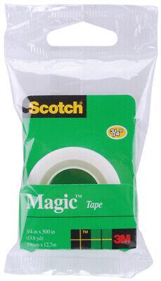 Scotch Magic Tape Refill-.75x500 205-3m