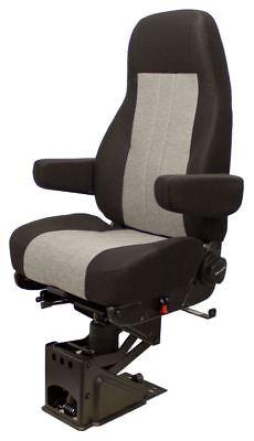 National Seat 95 Air Suspension High Back Truck Seat International Mack Volvo