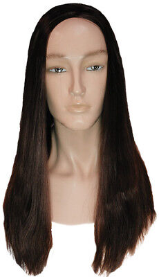 ADULT WARRIOR THOR LONG BROWN WIG COSTUME ACCESSORY LW292MBN