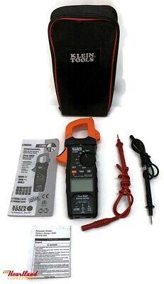 Klein Tools Cl600 Electrical Tester Digital Clamp Meter He1021853