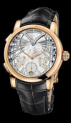 Ulysse Nardin Stranger 18kt Rose Gold Grand Complication 6902-125 Limited 99 Pcs