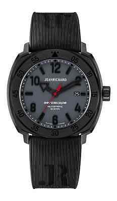 JeanRichard Aeroscope Titanium Men's Automatic Swiss Watch 60660-21B251-FK6A