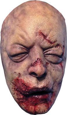 Morris Costumes Zombies Walking Dead Bloated Walker Latex Mask One Size. MA1017 (Walking Dead Zombie Mask)