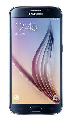 "Samsung Galaxy S6 32GB Schwarz LTE Android Smartphone ohne Simlock  5,1"" Display"