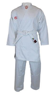 Kimono giacca e pantalone per karate + cintura bianca * NUOVO!!
