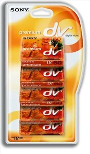 Sony-Mini-DV-60min-5-Pack