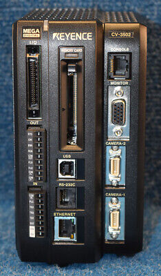 New Keyence Cv-3502 Cv3502 Controller Machine Vision System