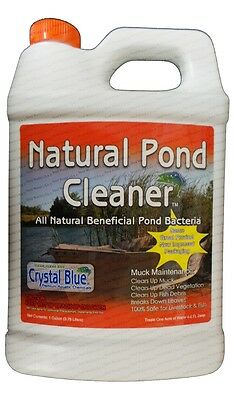 Crystal Blue Natural Pond Cleaner - 1 -
