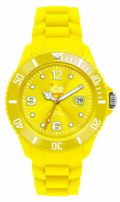 Ice-Watch Ice-Forever Sili Collection Polyamide Silicon Mens Watch SI.YW.B.S.09