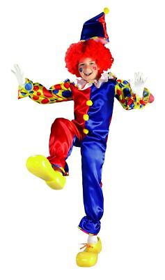Bubbles the Clown circus kids boys girls Halloween costume](Circus Costumes For Boys)