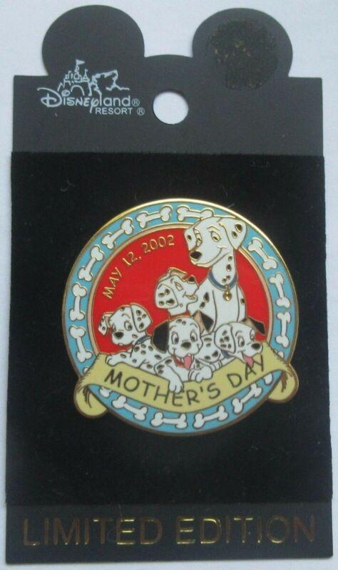 Disney Pin Perdita 101 Dalmatians Puppies Mothers Day 101 Dalmatians BoneFrame