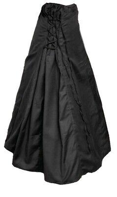 Mittelalter Gothic  Magd Rock geschnürt lang 36 - Mittelalter Magd Kostüme