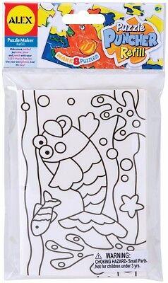 Refill Alex Toys (Alex Toys Puzzle Puncher Kit Refill)