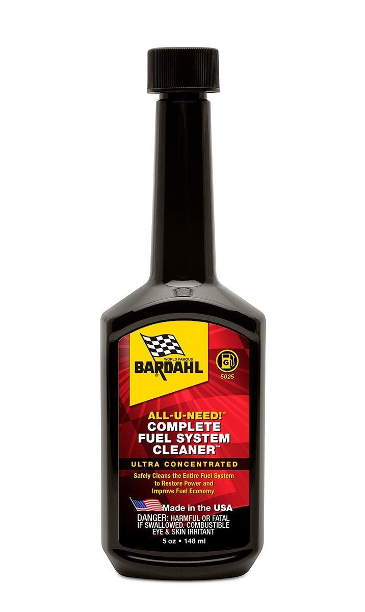 Bardahl Complete Fuel System Cleaner