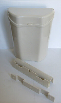 Cupboard Door Removable Waste Rubbish Bin Dustbin For Caravan Motorhome
