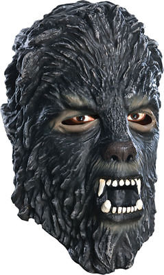 Morris Costumes New Scary Halloween Favorite Wolfman 3/4 Latex Mask. RU4560](Favorite Halloween Costumes)