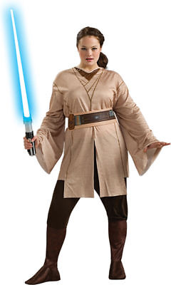 Morris Costumes Women's Tv & Movie Characters Star Wars Outfit 16-20. RU17512](Female Movie Character Costume)