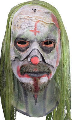 Morris Costumes Rob Zombie PsyChildo Latex Head Mask One Size. MACDRZ100](Rob Zombie Costumes)