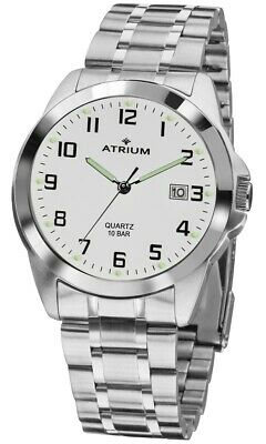 ATRIUM Herren Uhr Armbanduhr Edelstahl A16-30 online kaufen
