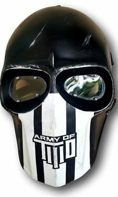 Army of Two Airsoft Mask Paintball BB Gun Outdoor Protective Gear Cosplay Game