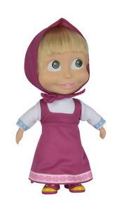 Masha Weichkörperpuppe 23cm Simba Toys günstig kaufen