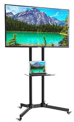 Universal Mobile Cart (EZM Universal Mobile TV Cart for LCD LED Plasma Flat Panels 32
