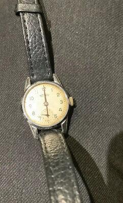 Vintage Technos Ladies Watch - Swiss Made - Mechanical Hand Winding