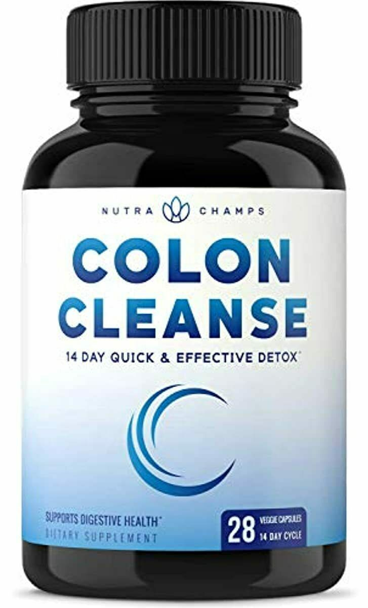 Colon Cleanse & Detox for Weight Loss  Safe & Effective F