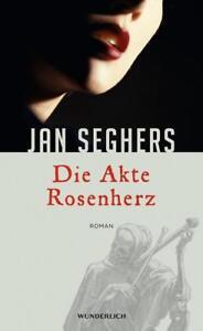 Die Akte Rosenherz, Jan Seghers