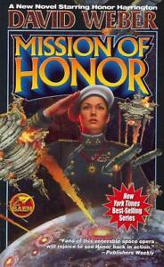 Mission of Honor von David Weber (2011, Taschenbuch)