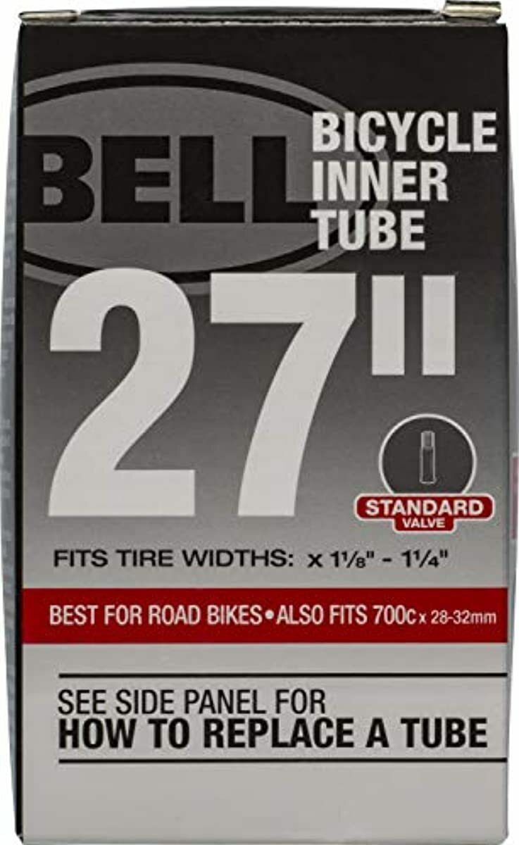 """Details about  /Lot of 3 Bell 27/"""" Bicycle Inner Tube Best For Road Bikes"""