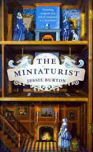 Burton  Jessie-Miniaturist  BOOKH NEU