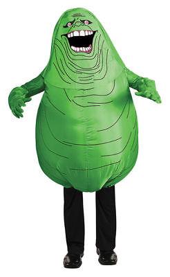 Morris Costumes Kids Unisex Inflatable Slimer Child Green Costume. RU881305](Slimer Kids Costume)