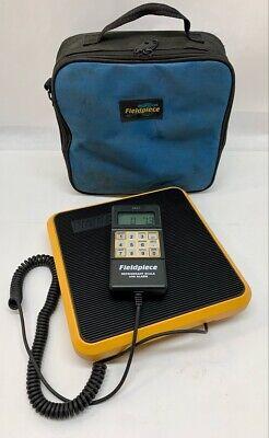 Fieldpiece Srs1 Refrigerant Scale He1023704