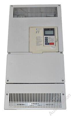 Yaskawa Cimr-f7u4037 F7 Series Varispeed Drive 480vac 0-400hz Vfd