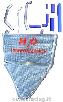 Water Racing Oversized Full Radiator H2O Performance Yamaha R6 2008/2014
