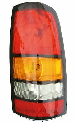 Tail Light Assembly - Passenger Side Right - Fits 2004-2007 GMC Sierra