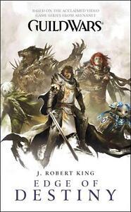 Guild Wars - Edge of Destiny von J. Robert King (2011, Taschenbuch)
