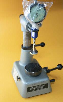 Diatest Mahr Split Ball Bore .0001 Dial With Flexbar Stand