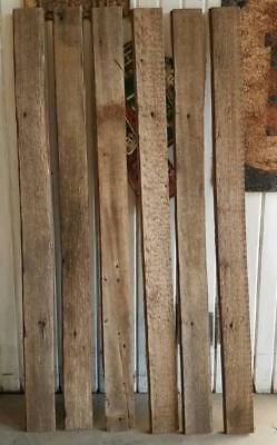 Barn Siding (1 Rustic Old Weathered Ship Lap Siding Barn Wood Lumber)