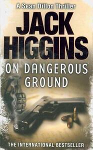 On Dangerous Ground von Jack Higgins (2011, Taschenbuch)
