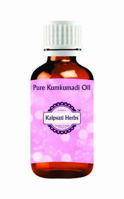 Ayurvedic Kumkumadi Oil 100% Pure Natural for Skin & Body Care Free Shipping