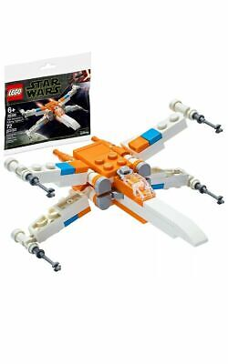 LEGO Star Wars Poe Dameron's X-Wing Fighter Set 30386 Sealed Unopened NEW
