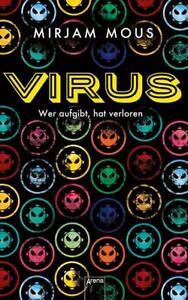 Virus von Mirjam Mous (2016, Taschenbuch) - Ilsfeld, Deutschland - Virus von Mirjam Mous (2016, Taschenbuch) - Ilsfeld, Deutschland