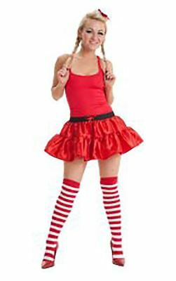 80 Themed Outfits (Womens Fancy Dress Costume Ladies Stag Do Night Out 80 Theme Dance Party)