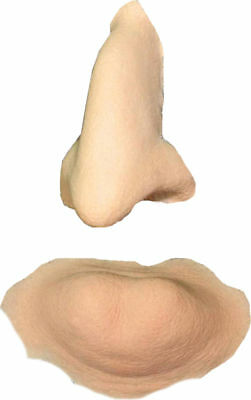Morris Costume Theatrical Witch Perfect Foam Latex Nose Chin. HD600144](Theatrical Witch Costumes)