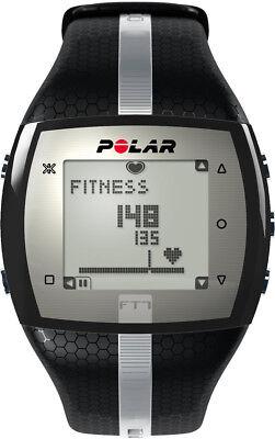 Polar FT7M - schwarz/silber Activity Tracker Fitnesstracker Kalorienverbrauch
