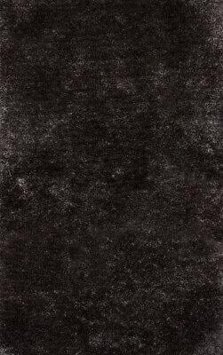 Shaggy Shaggy Rug Rugs Soft Comfortable Grey Silver 160x230cm