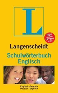 Langenscheidt Schulwörterbuch Englisch NEU !!!von Helen Galloway und Veronika...